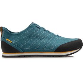 Altra Wahweap Schoenen Dames, teal/yellow